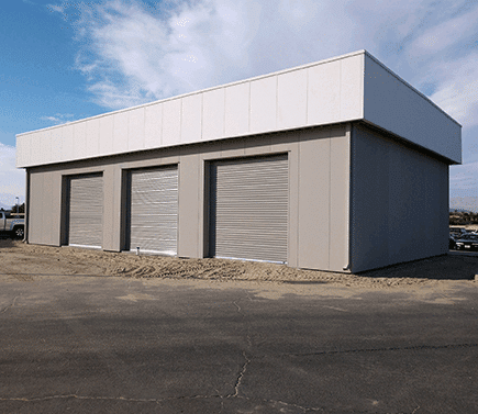 EmpireBuilt Engineered steel building