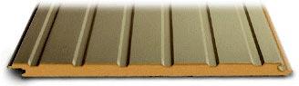 Insulated EWP Wall Panel