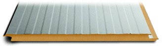 Insulated IPP Wall Panel