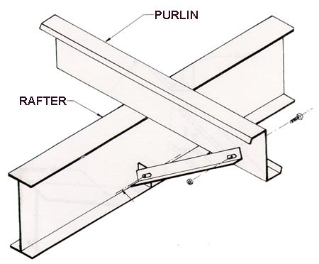 purlin-flange